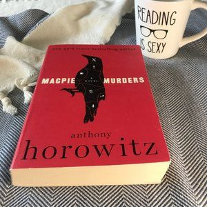 """Magpie Murders"" by Anthony Horowitz"